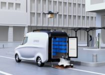 Driverless Delivery
