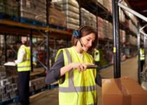 Mobile in warehousing