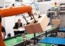 robot warehousing