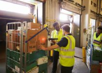 Warehouse Scanning